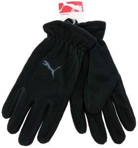 Rukavice Puma Fleece Gloves, K Sporting