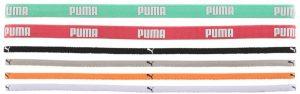 Sportovní čelenky Puma AT Sportbands (6pcs), K Sporting