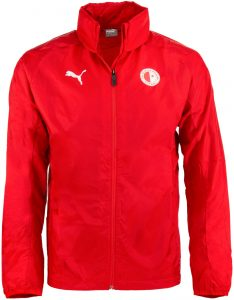 Pánská bunda Slavia Puma Liga Training Rain Core, K Sporting