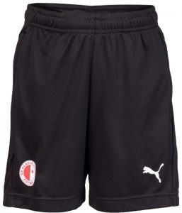 Dětské šortky Slavia Puma Liga Training Shorts Jr., K Sporting
