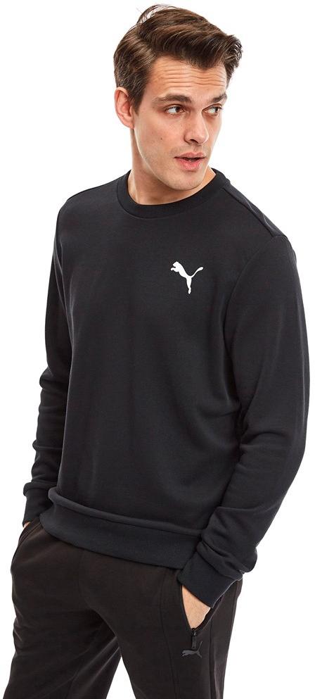 Pánský svetr Puma ESS Logo Crew Sweat TR, K Sporting