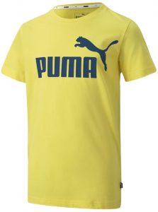 Dětské triko Puma ESS Logo Tee B, K Sporting