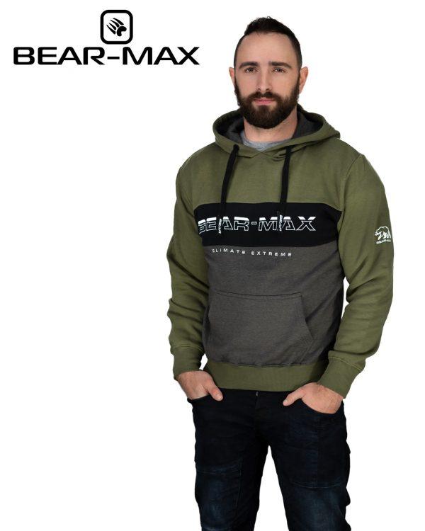 Pánská mikina Bear-Max Polar, K Sporting