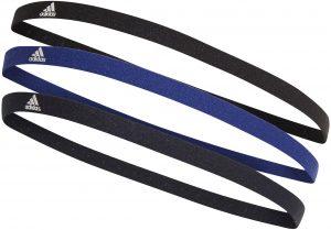 Pánské čelenky Adidas 3PP HAIRBAND, K Sporting