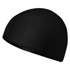 Plavecká čepice LYCRAS černá, K Sporting