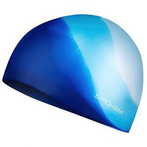 Plavecká silikonová čepice Abstract, K Sporting