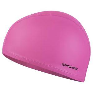 Plavecká čepice TORPEDO dvouvrstvá růžová, K Sporting