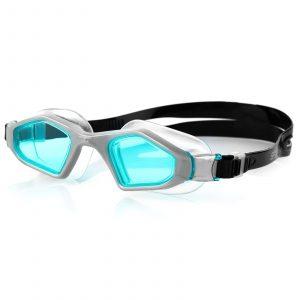 Plavecké brýle RAMB stříbrné, K Sporting