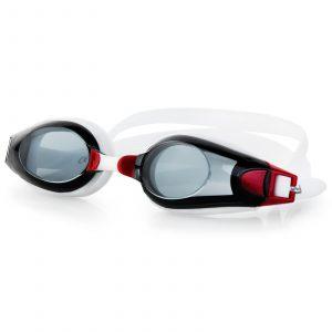 Plavecké brýle ROGER černo-červené, K Sporting