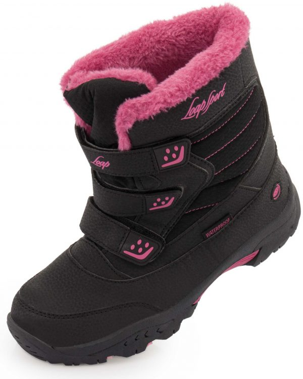 Dětská zimní obuv Loap Kittay, K Sporting