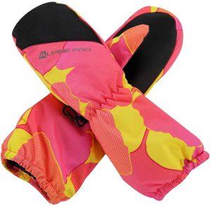 Dětské rukavice Alpine Pro Hango, K Sporting