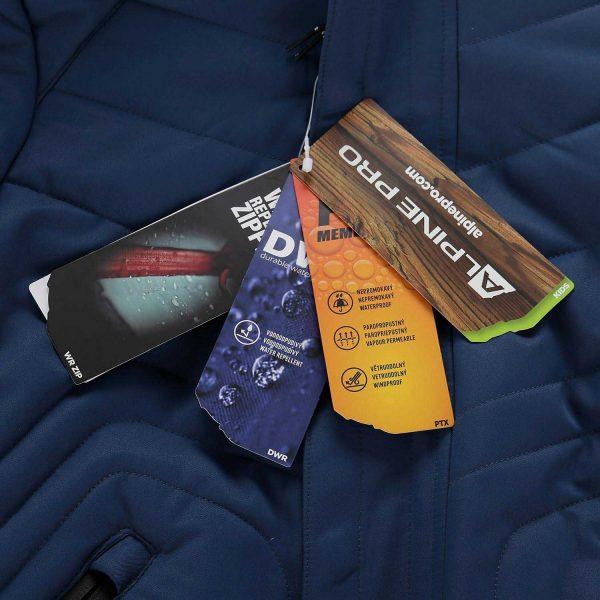 Dětská bunda Alpine Pro Icybo 4, K Sporting