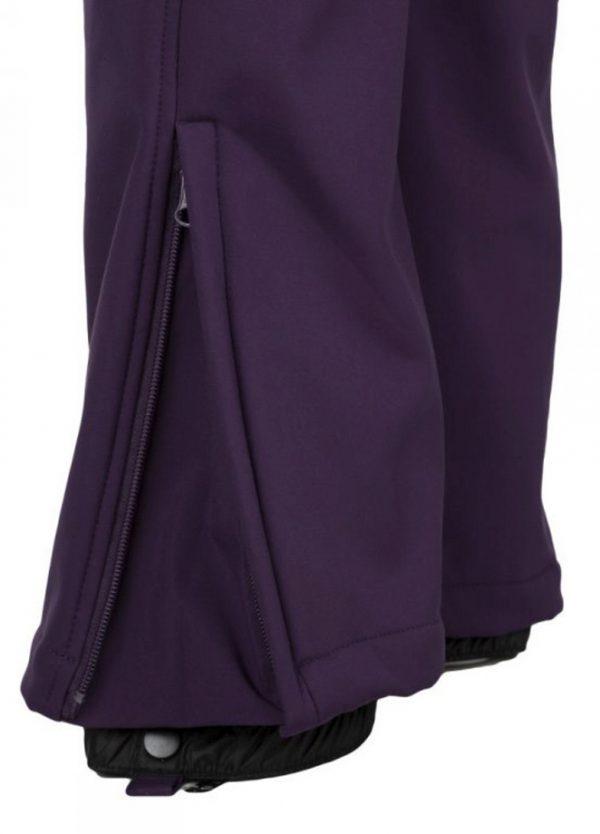 Dámské softshellové kalhoty Loap Lizzy, K Sporting