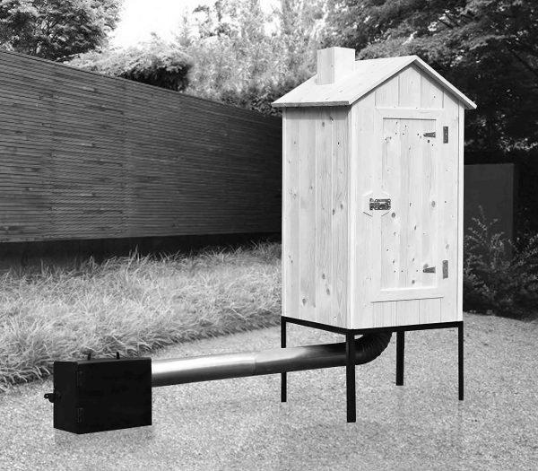 Topeniště k udírně malé – 59×49 cm, K Sporting