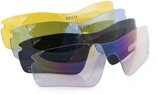 Polarizační brýle Duco Designer Glasses D, K Sporting