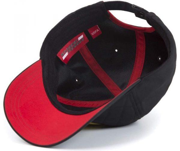 Kšiltovka Ferrari SW Quilt Cap black, K Sporting