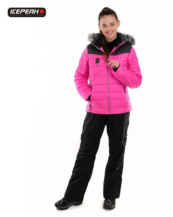 Dámská lyžařská bunda Icepeak Viroqua Wadded Jacket, K Sporting