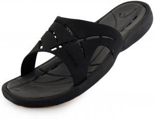 Pantofle Head Chrono Black, K Sporting