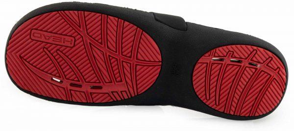 Pantofle Head Chrono Massage Black, K Sporting