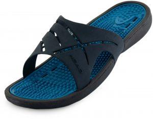 Pantofle Head Chrono Massage Blue, K Sporting