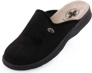 Pánské pantofle Medi Line 617 black, K Sporting