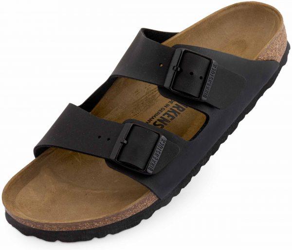 Pantofle Birkenstock Arizona black, K Sporting