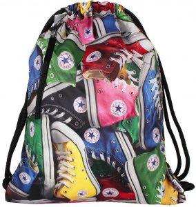 Gymsack Converse Cinch Bag Allover Chuck, K Sporting