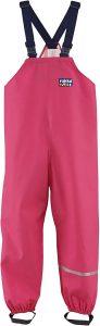Dětské kalhoty Rukka Rain Olkainhous Cranberry, K Sporting