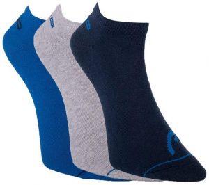 Ponožky Head Sneaker 3 páry, K Sporting