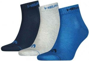 Ponožky Head Quarter 3 páry, K Sporting
