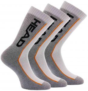 Ponožky Head Stripe 3-pack, K Sporting