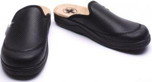 Pánské pantofle Medi Line 653 black, K Sporting
