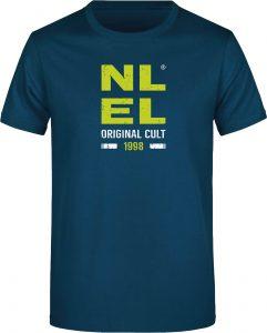 Pánské triko Nell Abel petrol, K Sporting