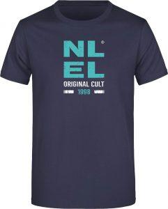 Pánské triko Nell Abel navy, K Sporting
