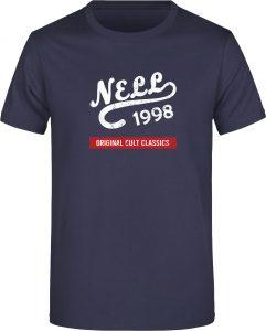 Pánské triko Nell Alban navy, K Sporting