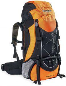 Krosna AspenSport Backpack Cherokee ORANGE 60 L, K Sporting