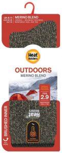 Pánské ponožky Heat Holders Merino Wool Blend EUR 39-45, K Sporting