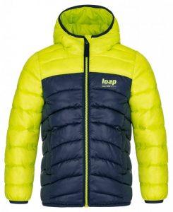 Dětská zimní bunda Loap Inbelo, K Sporting