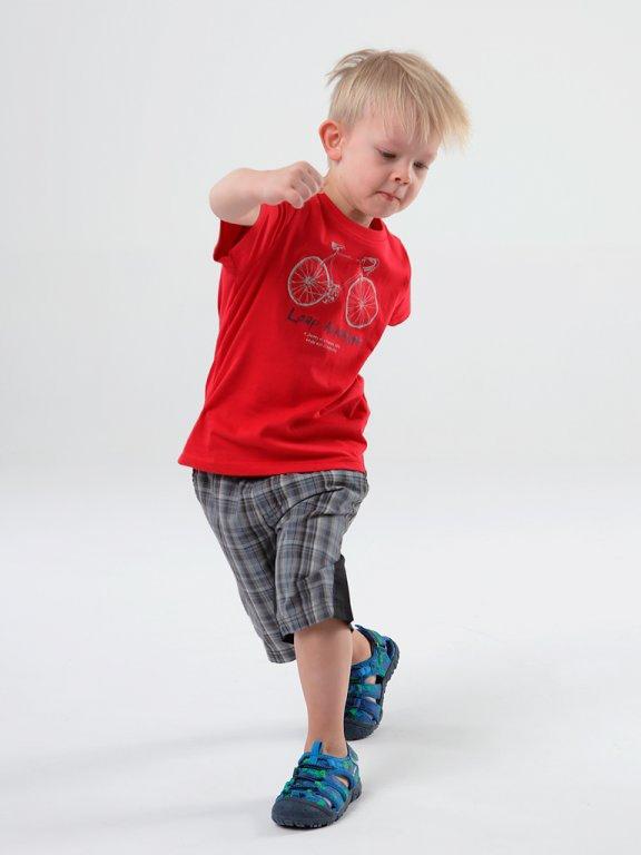 Dětské triko Loap BADLES, K Sporting