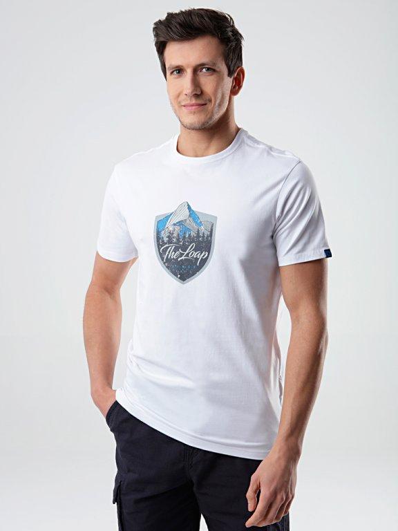 Pánské triko Loap Alesh, K Sporting