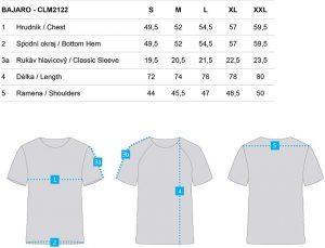 Pánské triko Loap BAJARO, K Sporting