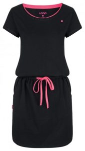 Dámské sportovní šaty Loap BESIE, K Sporting