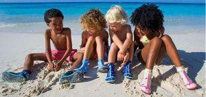 Plážové ponožky Duukies Keet, K Sporting