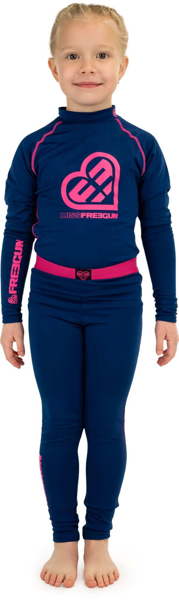 Dívčí  termoprádlo Freegun Stance, K Sporting