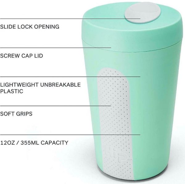 HIP Travel Cup 355ml, K Sporting