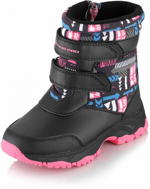 Dětská zimní obuv Alpine Pro Voloso, K Sporting