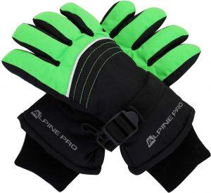 Dětské lyžařské rukavice Alpine Pro Korio, K Sporting