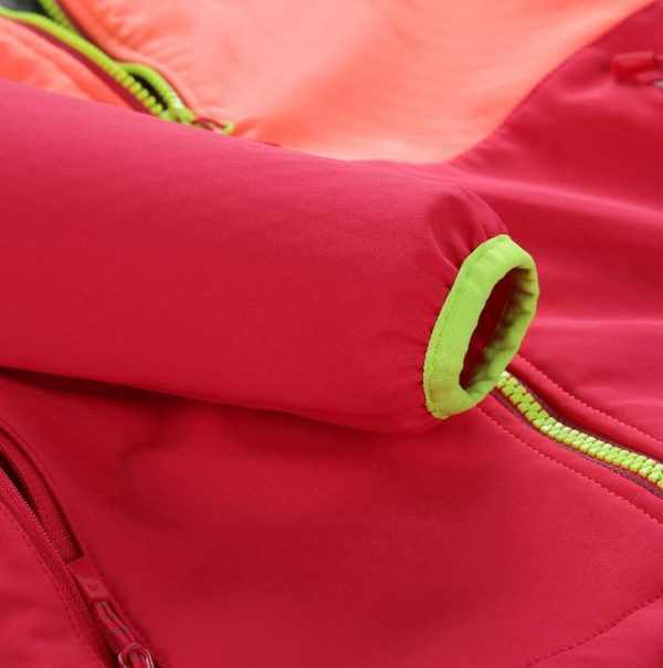 Dětská softshellová bunda Alpine Pro Nootko 10, K Sporting
