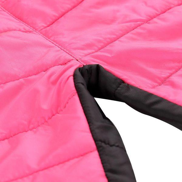 Dětské zateplené kalhoty Alpine Pro Jerko, K Sporting
