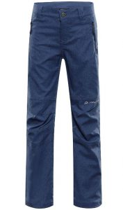 Dětské softshellové kalhoty Alpine Pro Platan 4, K Sporting